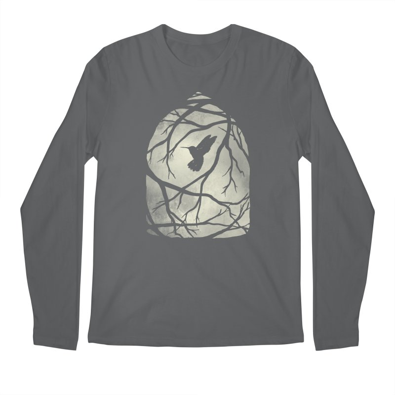 My Home; My Cage Men's Longsleeve T-Shirt by MidnightCoffee