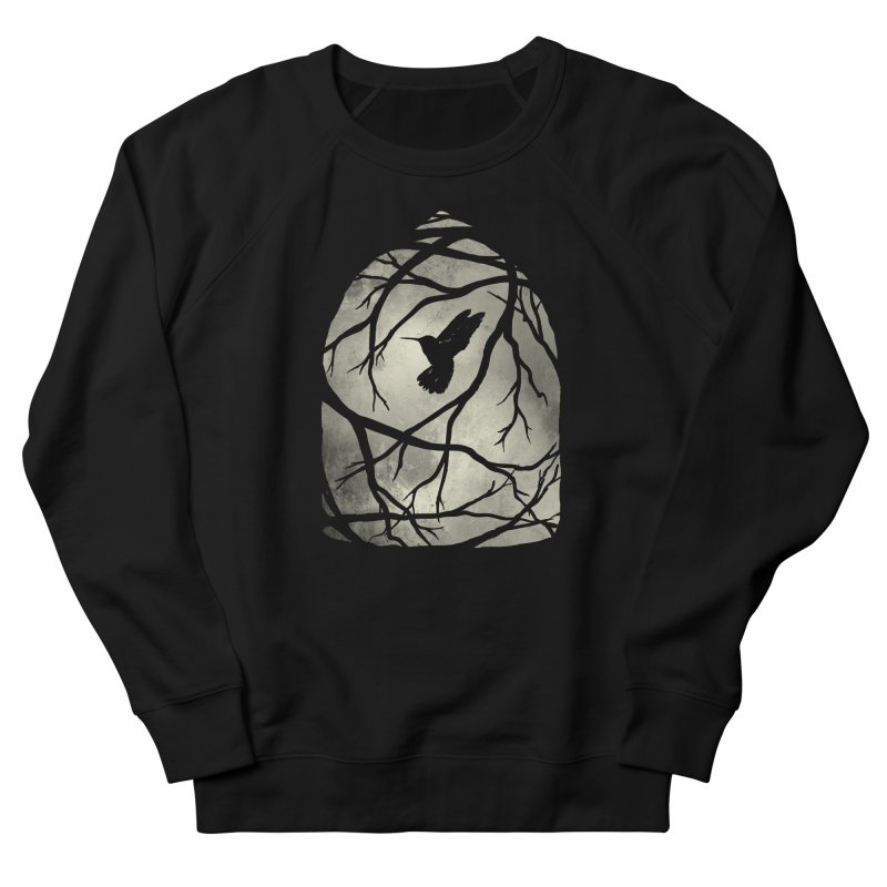 My Home; My Cage Women's French Terry Sweatshirt by MidnightCoffee