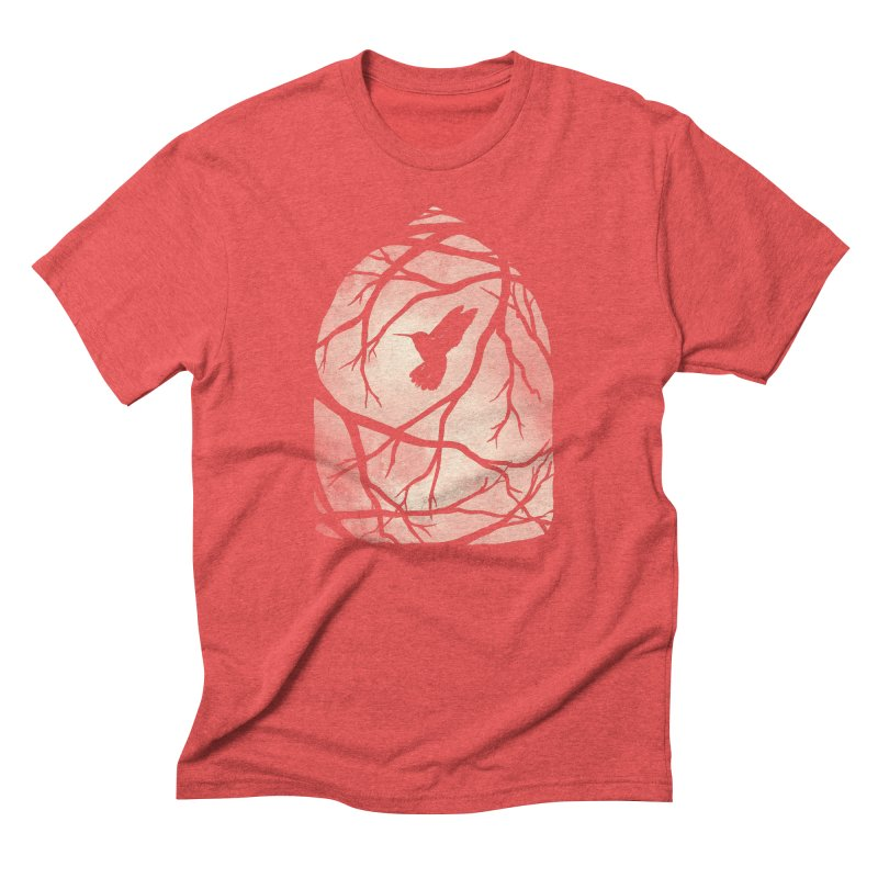 My Home; My Cage Men's Triblend T-Shirt by MidnightCoffee