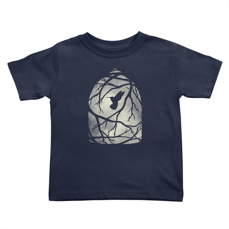 My Home; My Cage Kids Toddler T-Shirt by MidnightCoffee
