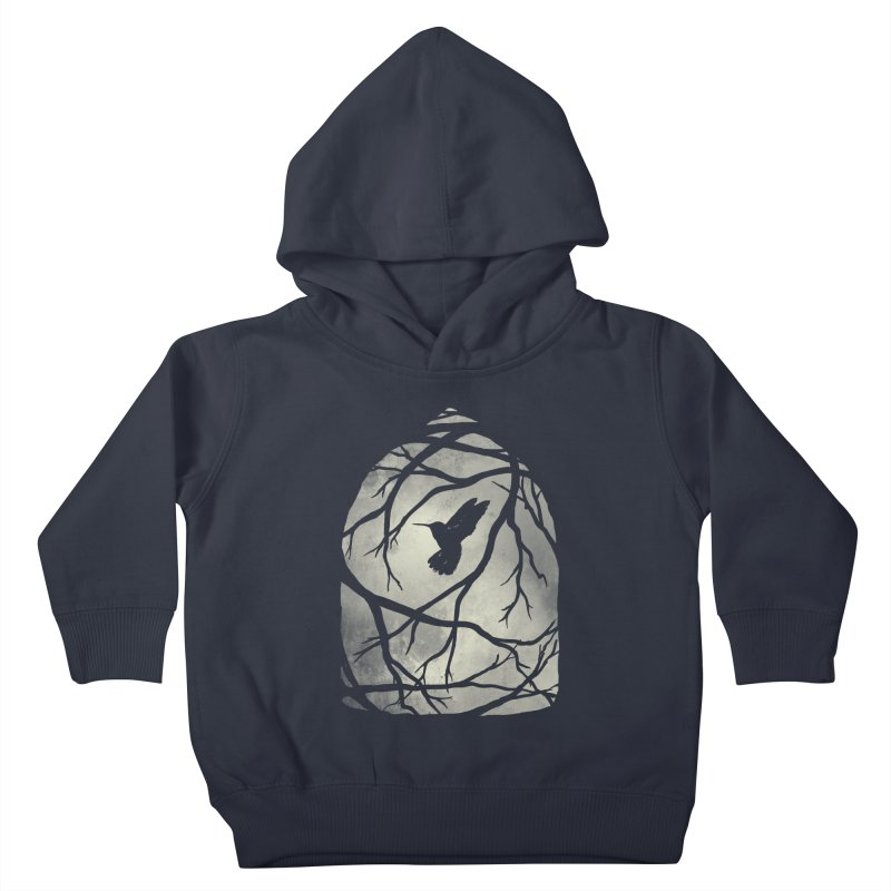 My Home; My Cage Kids Toddler Pullover Hoody by MidnightCoffee