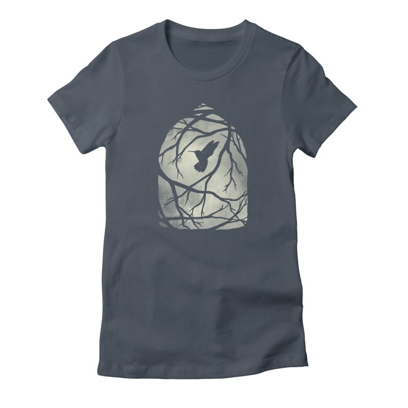 My Home; My Cage Women's T-Shirt by MidnightCoffee