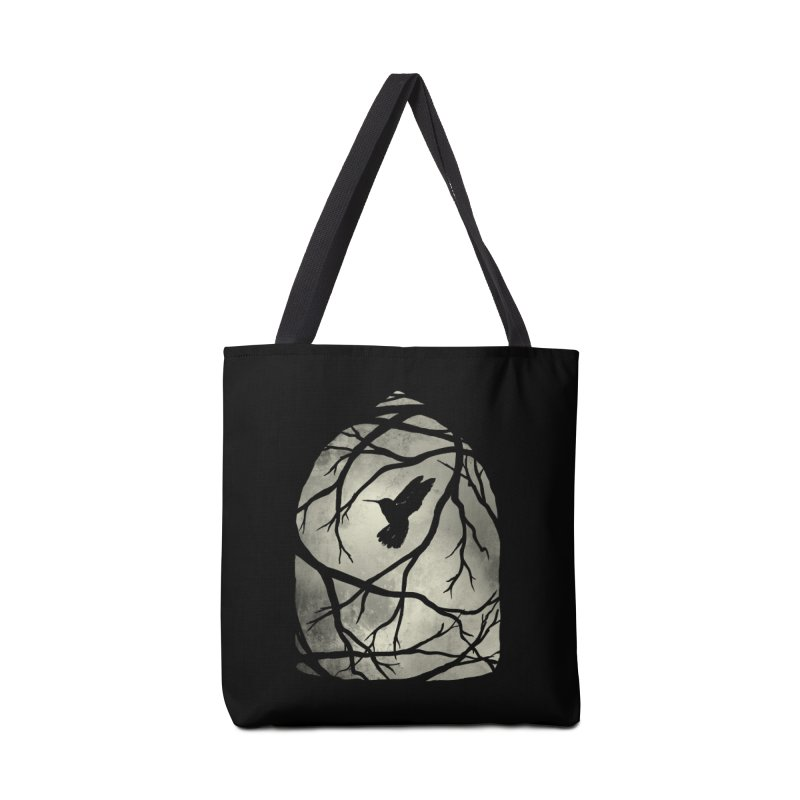 My Home; My Cage Accessories Bag by MidnightCoffee