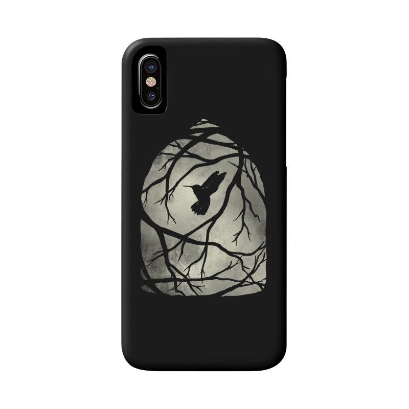 My Home; My Cage Accessories Phone Case by MidnightCoffee