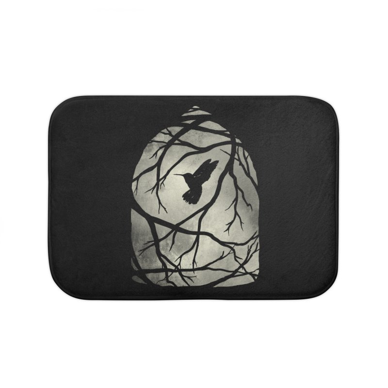 My Home; My Cage Home Bath Mat by MidnightCoffee