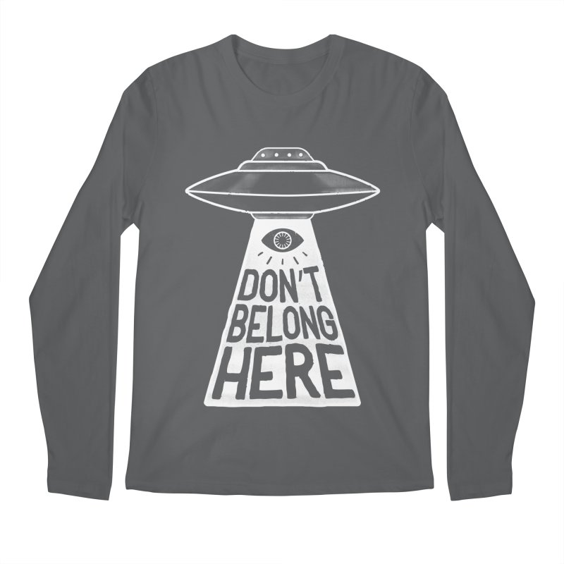 Beam Me Up Men's Regular Longsleeve T-Shirt by MidnightCoffee