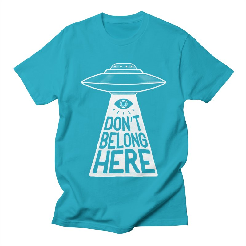 Beam Me Up Men's T-shirt by MidnightCoffee