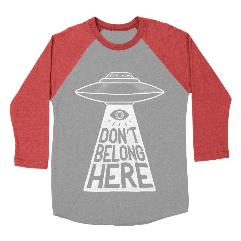 Beam Me Up Women's Baseball Triblend Longsleeve T-Shirt by MidnightCoffee
