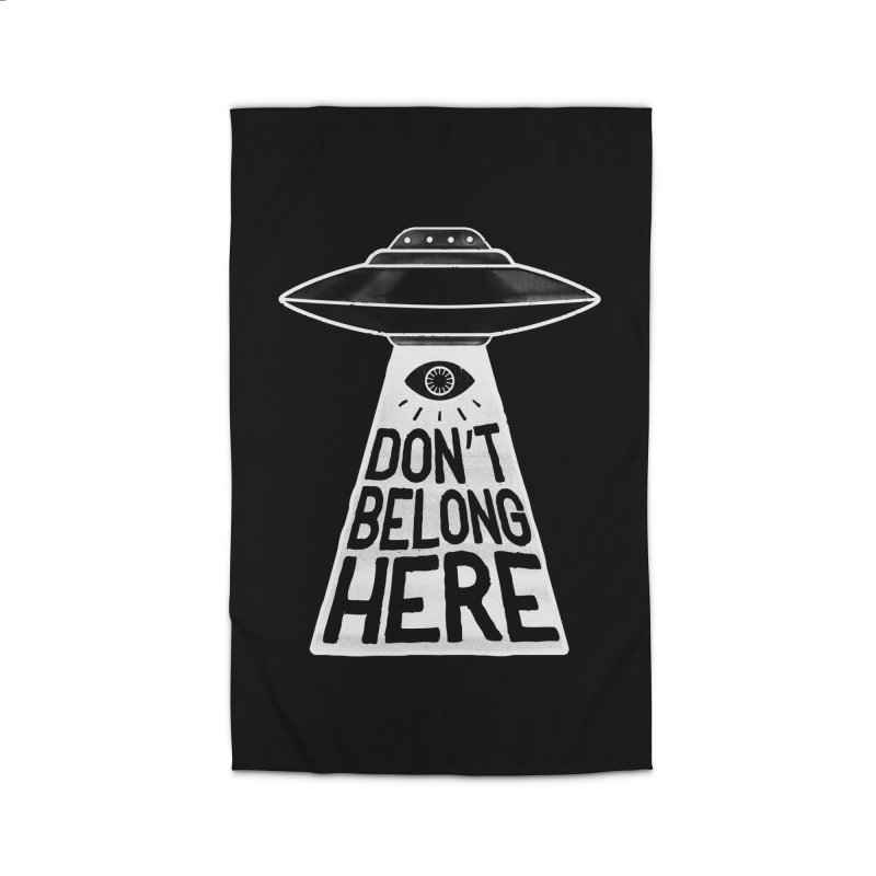Beam Me Up Home Rug by MidnightCoffee