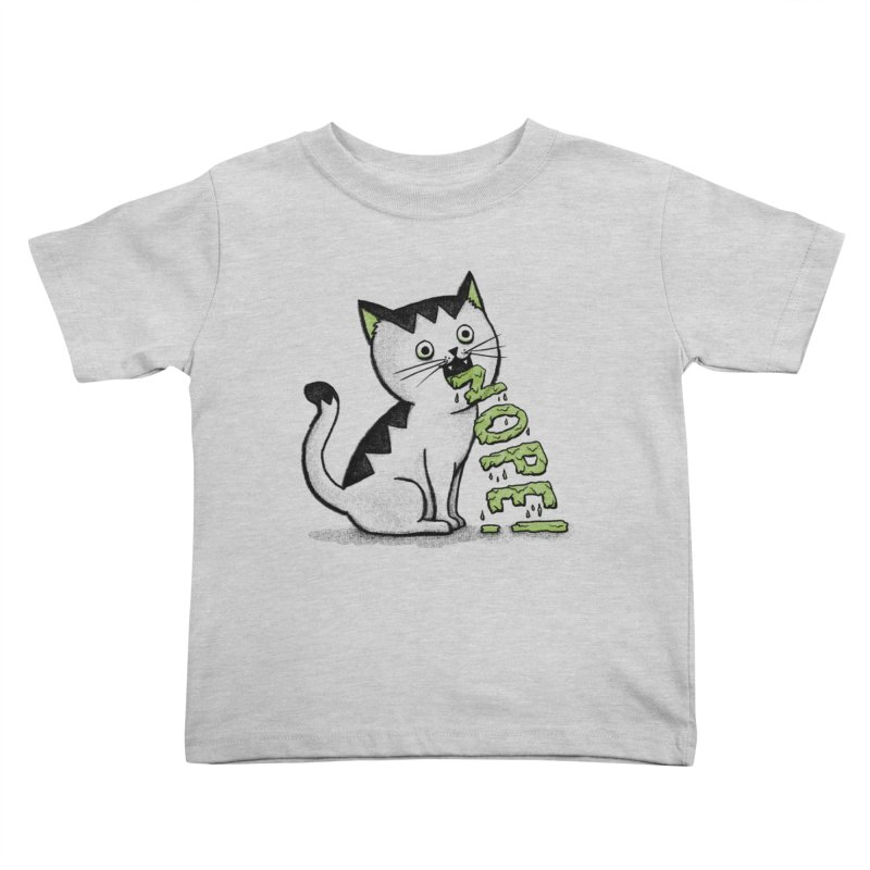 Insides Outside Kids Toddler T-Shirt by MidnightCoffee