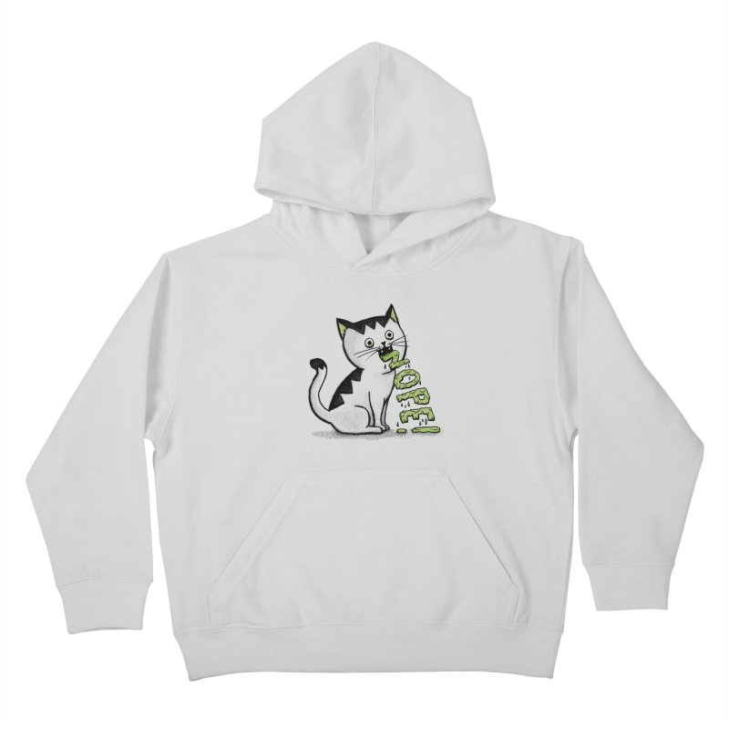 Insides Outside Kids Pullover Hoody by MidnightCoffee