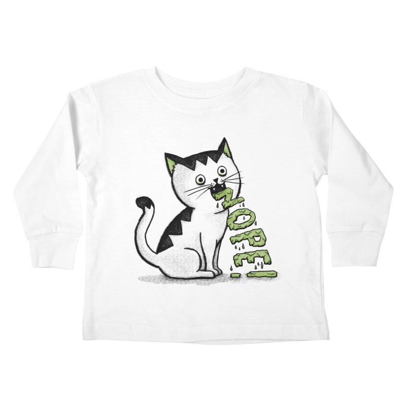 Insides Outside Kids Toddler Longsleeve T-Shirt by MidnightCoffee