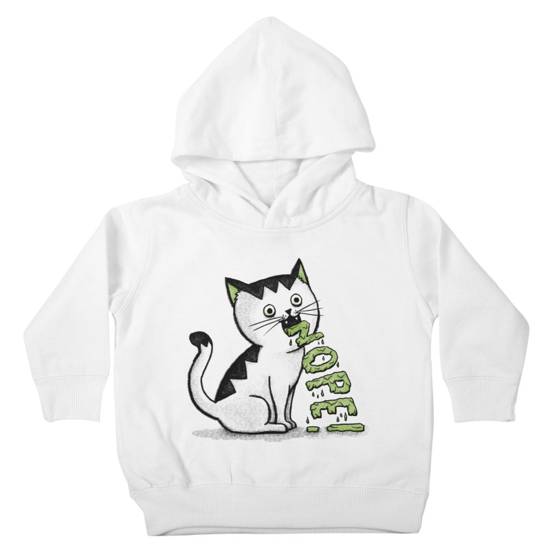 Insides Outside Kids Toddler Pullover Hoody by MidnightCoffee
