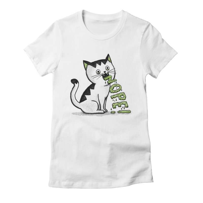 Insides Outside Women's Fitted T-Shirt by MidnightCoffee