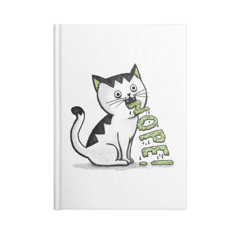 Insides Outside Accessories Notebook by MidnightCoffee