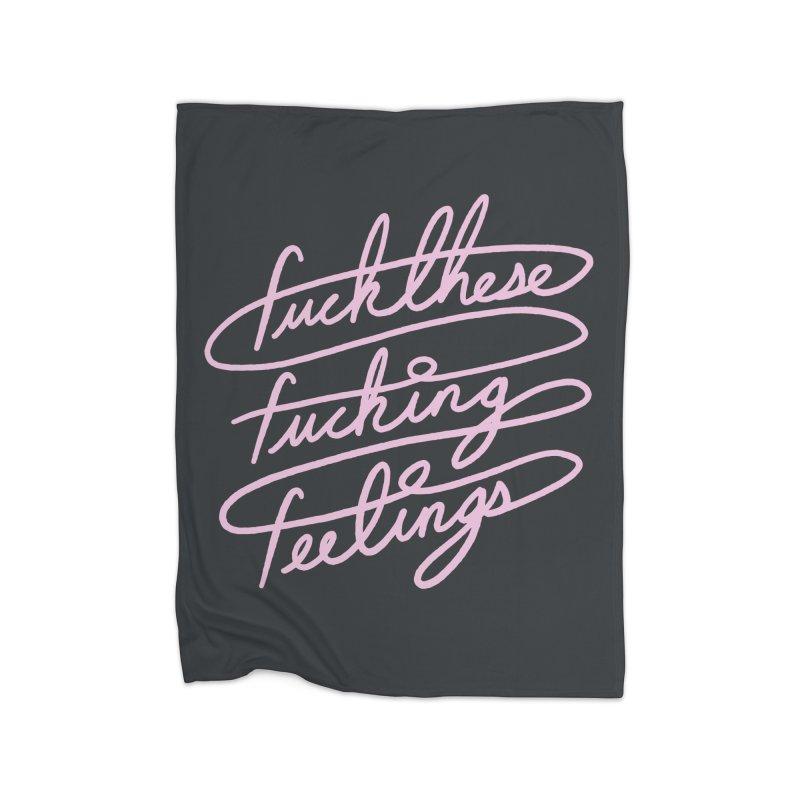 FFFeelings Home Blanket by MidnightCoffee