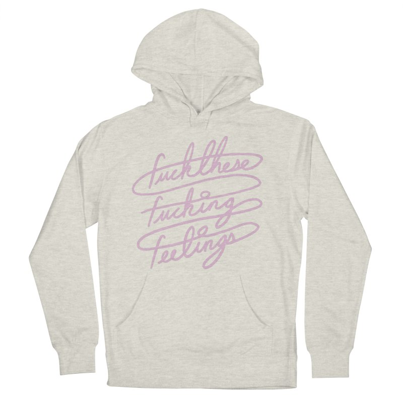 FFFeelings Women's Pullover Hoody by MidnightCoffee