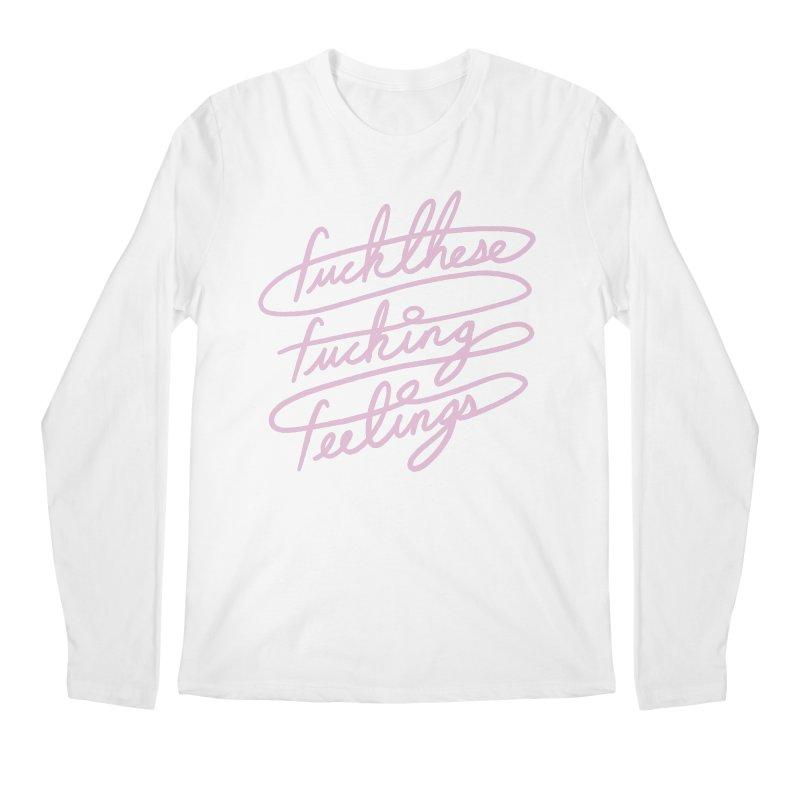 FFFeelings Men's Longsleeve T-Shirt by MidnightCoffee