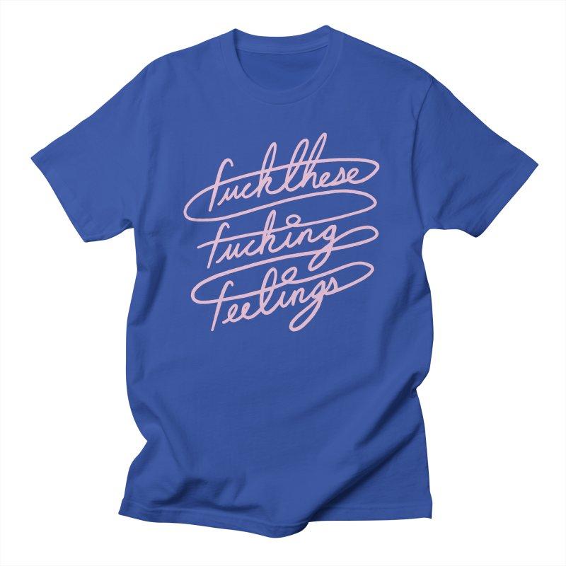 FFFeelings Women's Regular Unisex T-Shirt by MidnightCoffee