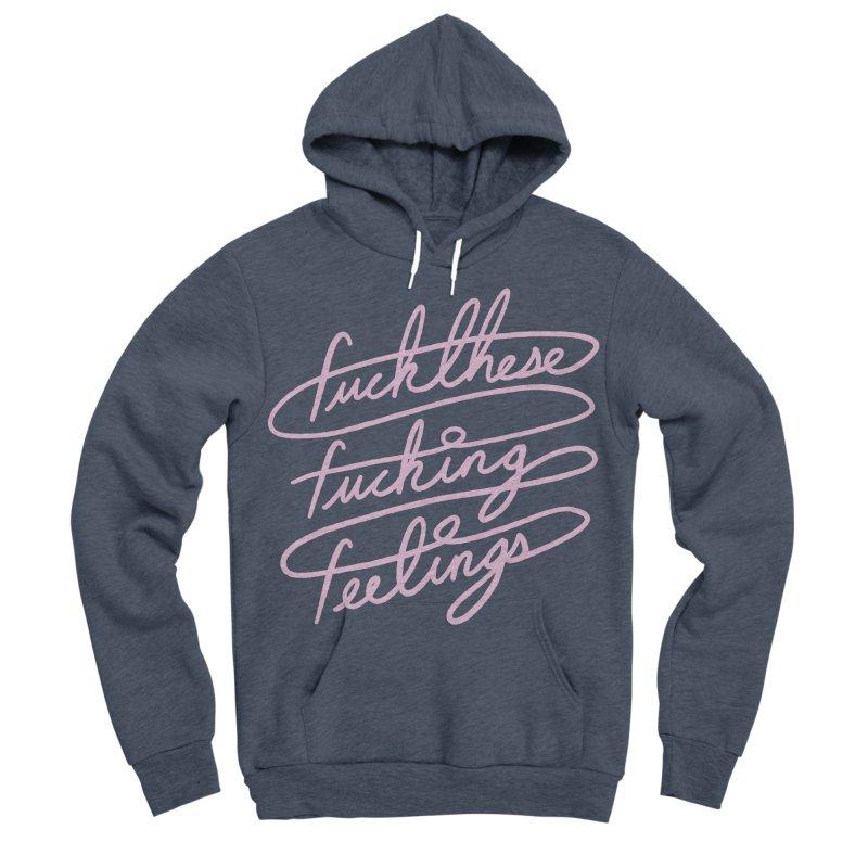 FFFeelings Women's Sponge Fleece Pullover Hoody by MidnightCoffee