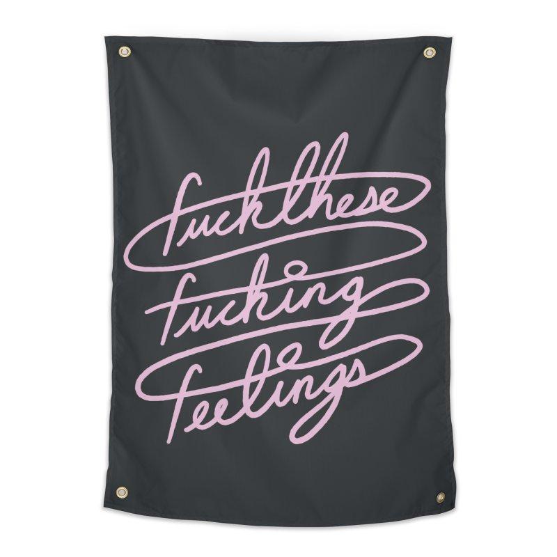FFFeelings Home Tapestry by MidnightCoffee