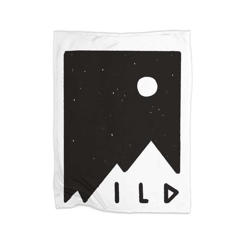 Wild Card Home Blanket by MidnightCoffee