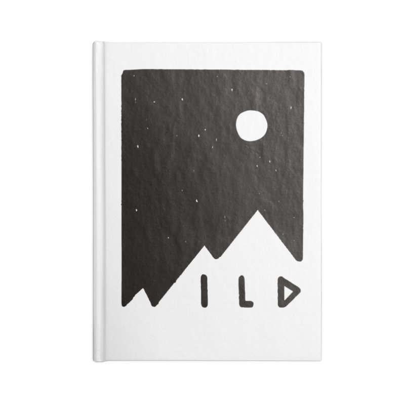 Wild Card Accessories Notebook by MidnightCoffee