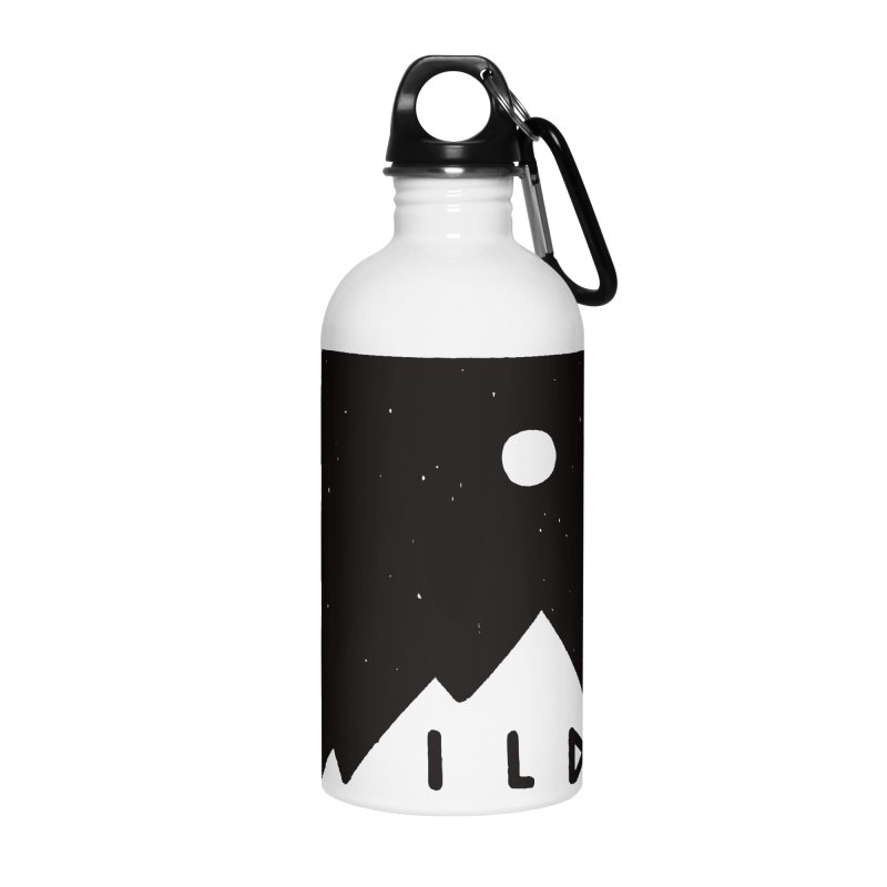Wild Card Accessories Water Bottle by MidnightCoffee