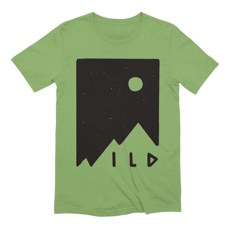 Wild Card Men's Extra Soft T-Shirt by MidnightCoffee