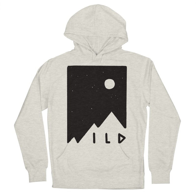 Wild Card Men's French Terry Pullover Hoody by MidnightCoffee
