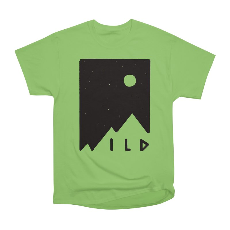 Wild Card Men's Heavyweight T-Shirt by MidnightCoffee