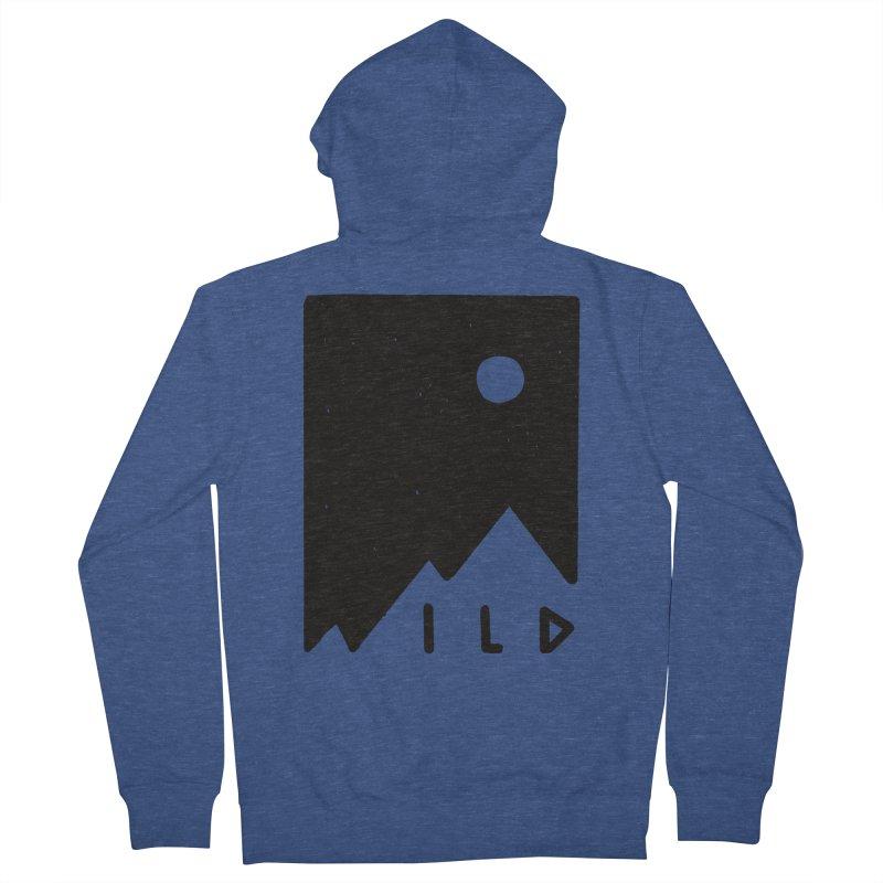 Wild Card Women's Zip-Up Hoody by MidnightCoffee