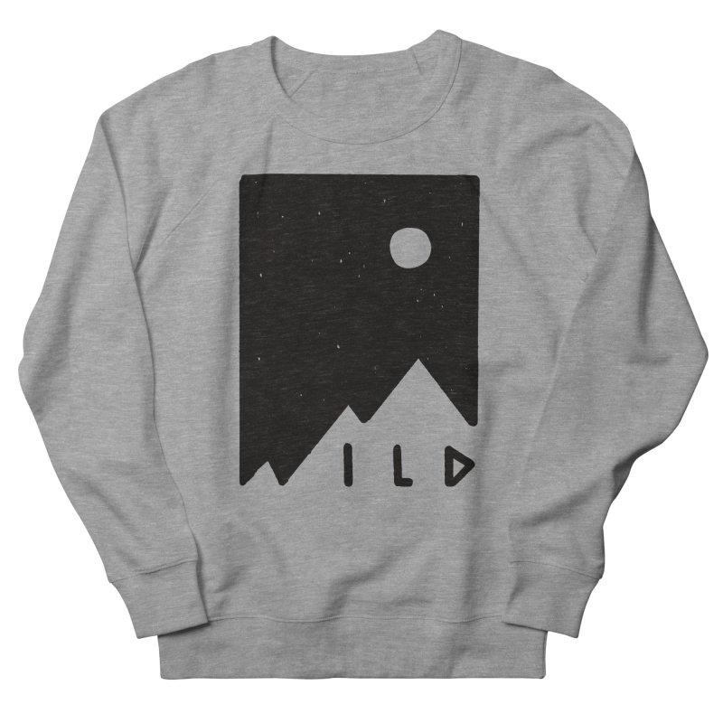 Wild Card Women's French Terry Sweatshirt by MidnightCoffee