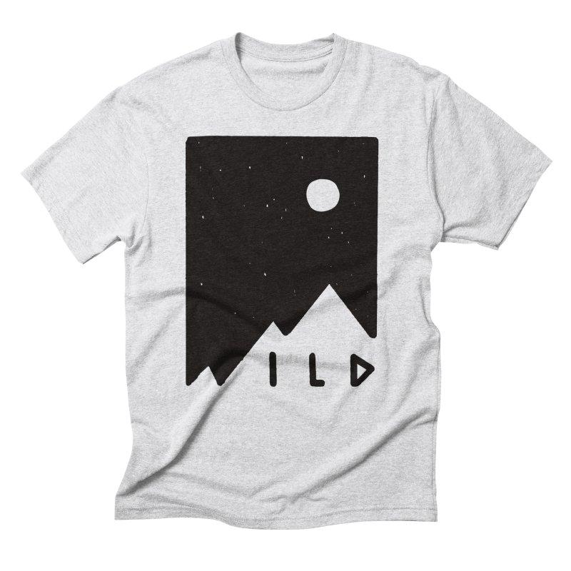 Wild Card Men's Triblend T-Shirt by MidnightCoffee