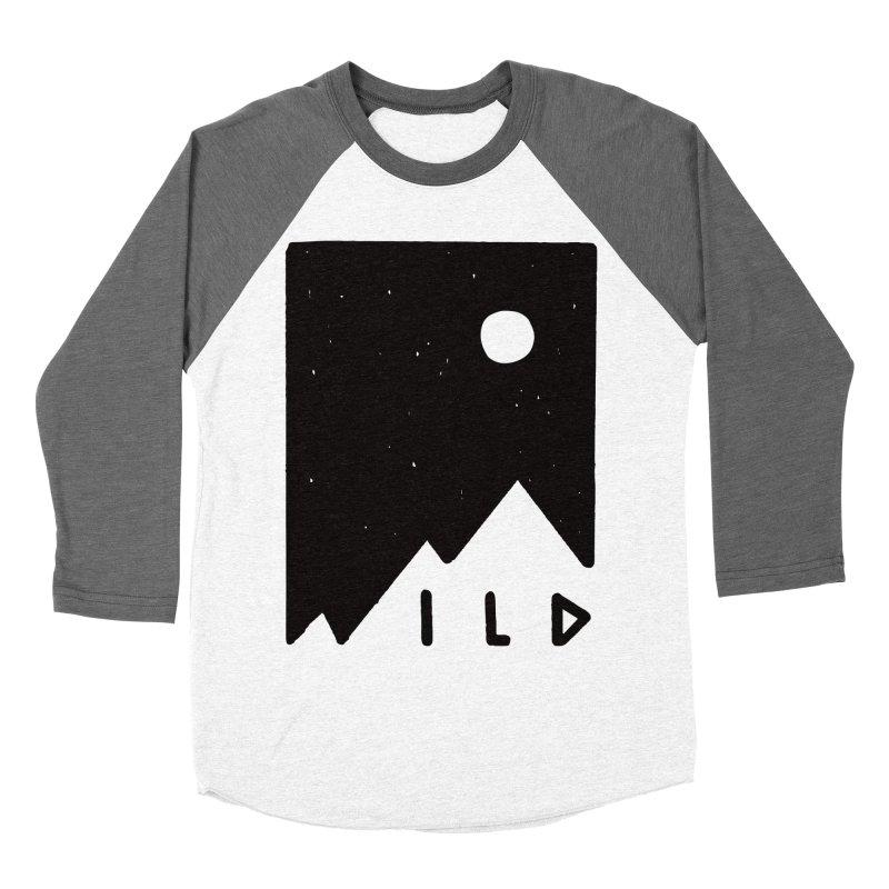 Wild Card Women's Baseball Triblend Longsleeve T-Shirt by MidnightCoffee