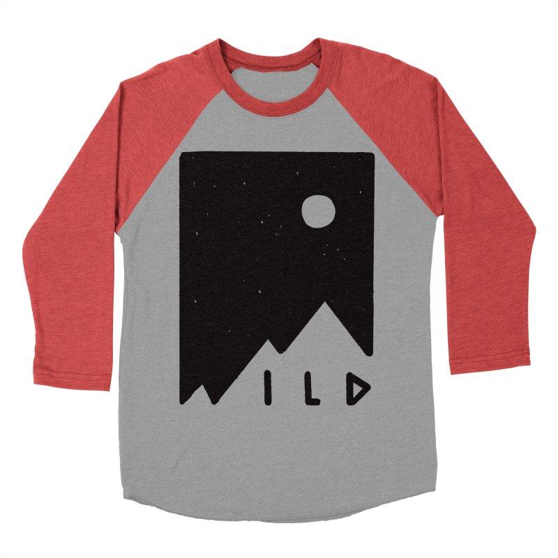 Wild Card Men's Baseball Triblend T-Shirt by MidnightCoffee