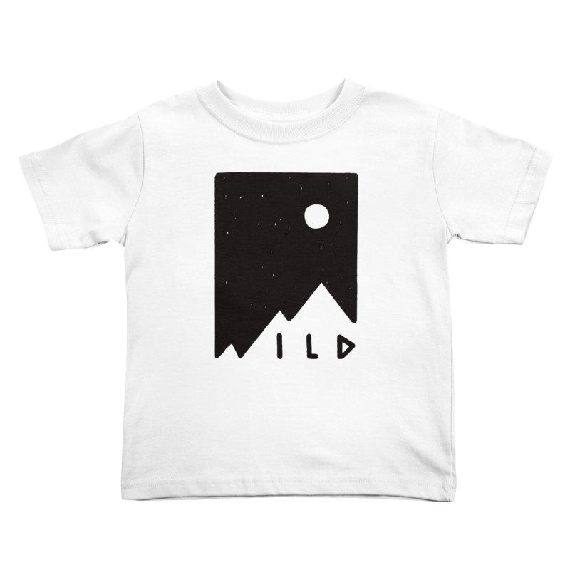 Wild Card Kids Toddler T-Shirt by MidnightCoffee