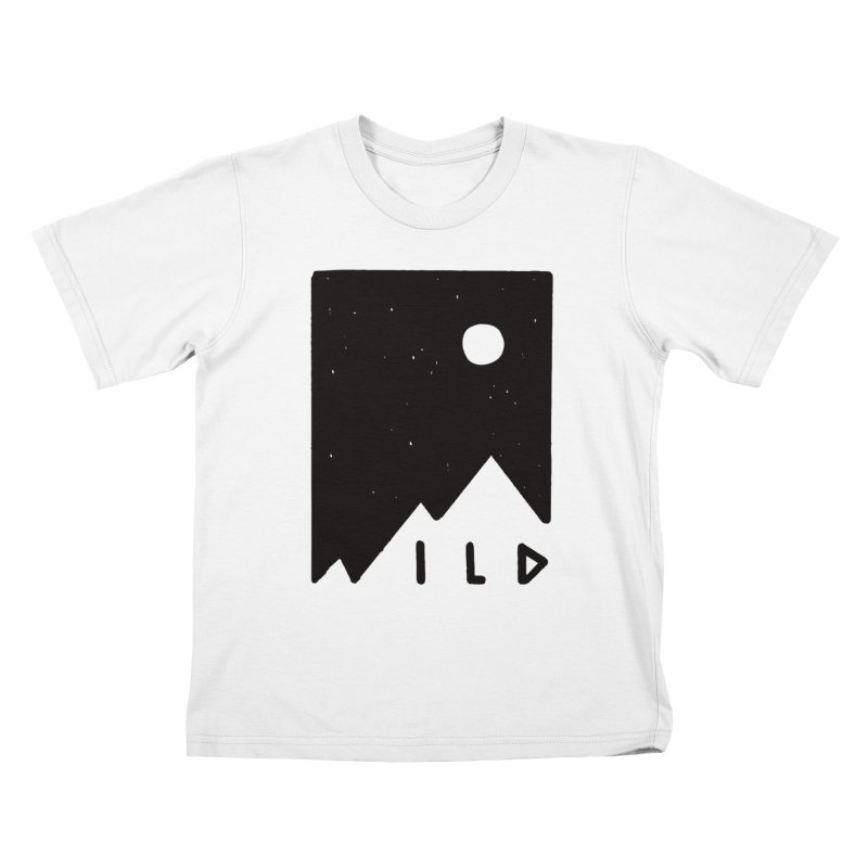 Wild Card Kids T-Shirt by MidnightCoffee