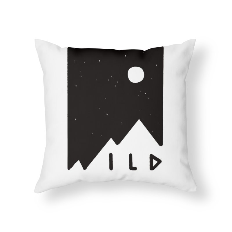 Wild Card Home Throw Pillow by MidnightCoffee