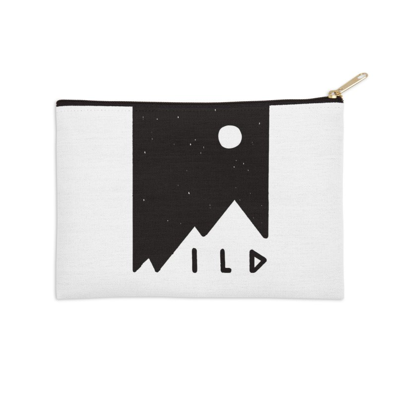 Wild Card Accessories Zip Pouch by MidnightCoffee