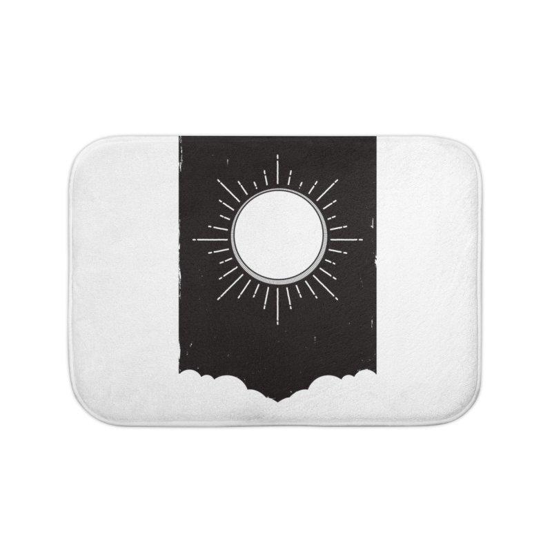 Shine Home Bath Mat by MidnightCoffee