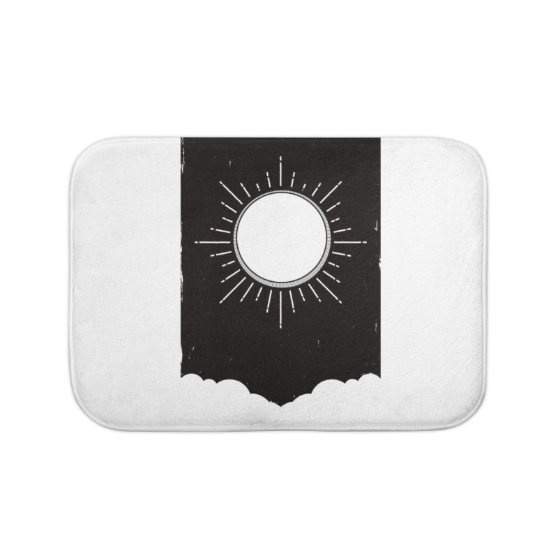 Shine Home Bath Mat by MidnightCoffee