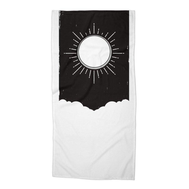 Shine Accessories Beach Towel by MidnightCoffee