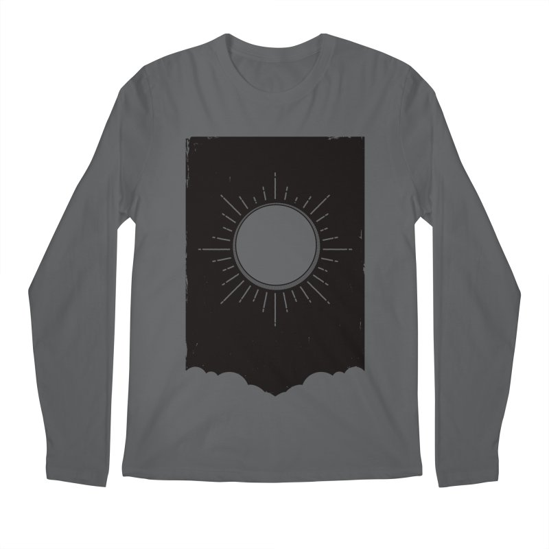 Shine Men's Regular Longsleeve T-Shirt by MidnightCoffee