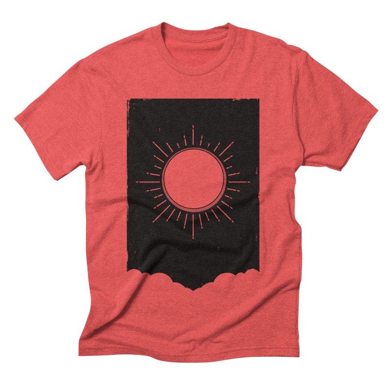 Shine Men's Triblend T-Shirt by MidnightCoffee