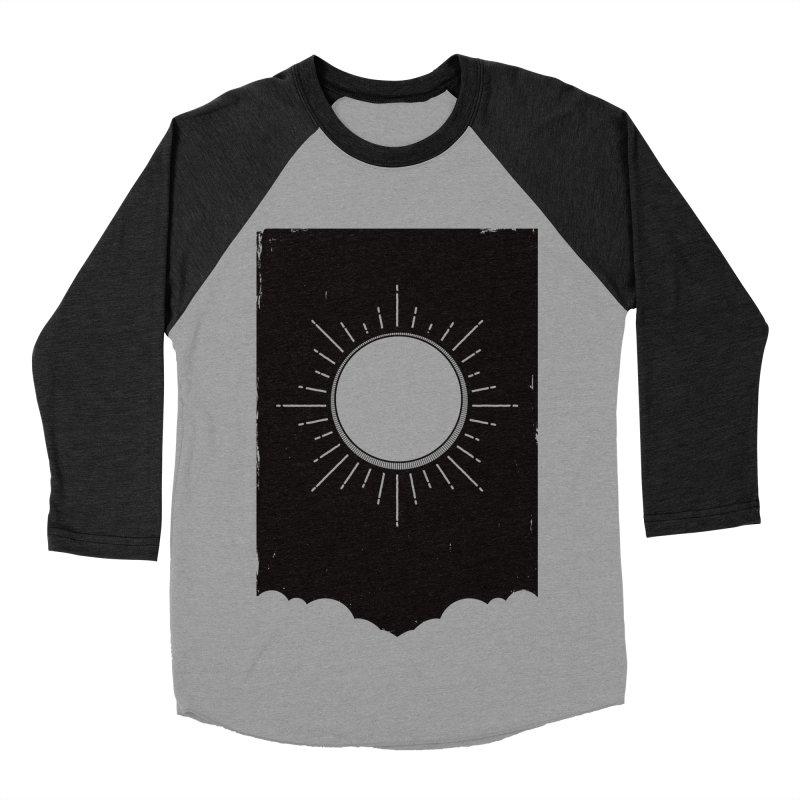 Shine Women's Baseball Triblend Longsleeve T-Shirt by MidnightCoffee