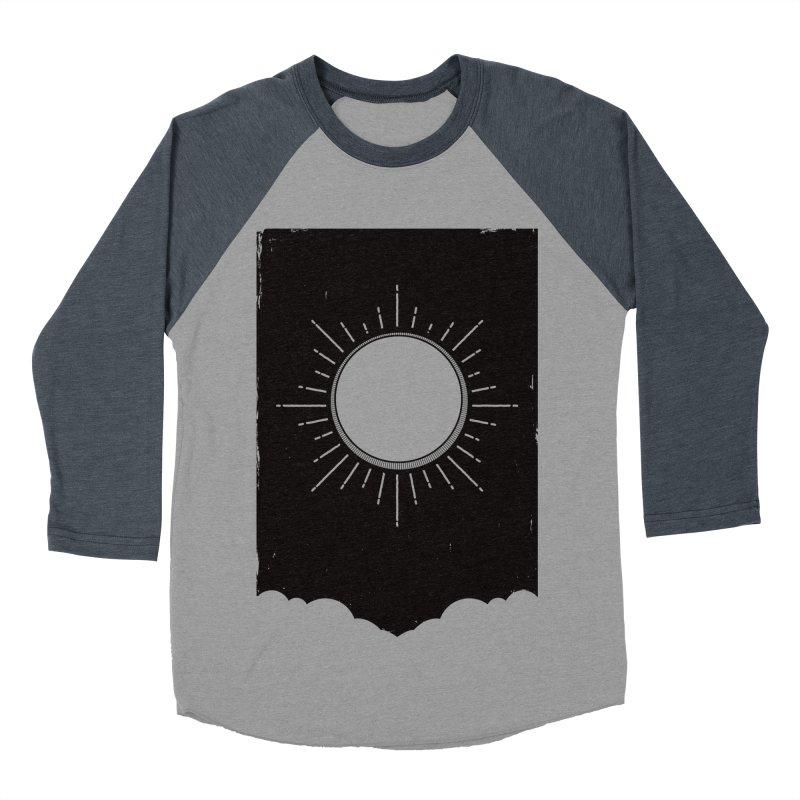 Shine Men's Baseball Triblend T-Shirt by MidnightCoffee