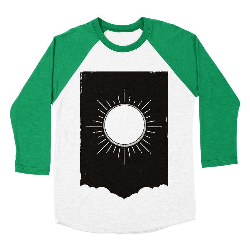 Shine Men's Baseball Triblend Longsleeve T-Shirt by MidnightCoffee