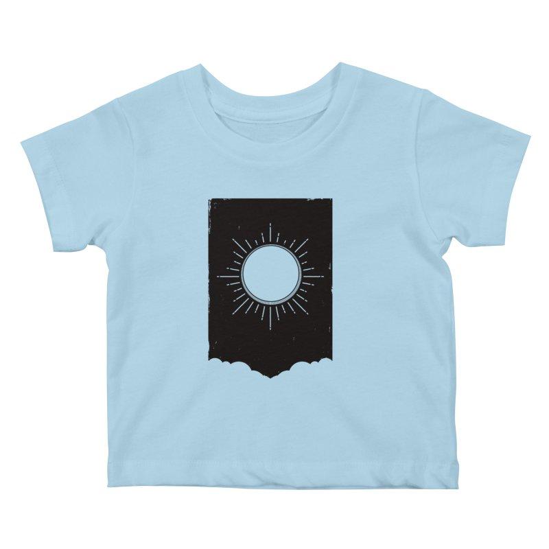 Shine Kids Baby T-Shirt by MidnightCoffee