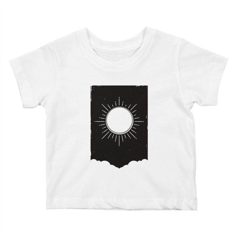 Shine Kids Baby T-Shirt by MidnightCoffee
